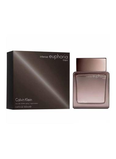 Calvin Klein Calvin Klein Euphoria Intense Erkek Parfüm Edt 100 Ml Renksiz